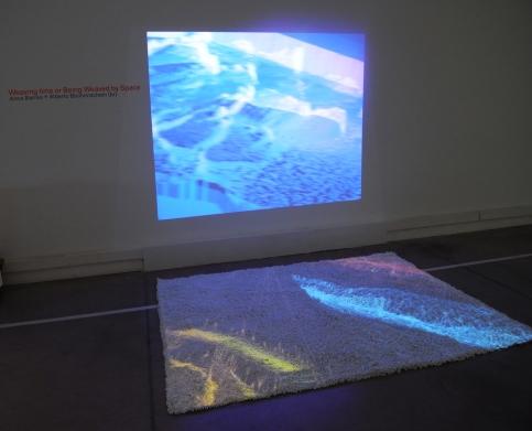 Installation at Bienal de Video y Artes Mediales - Deus EX Media - Museo de Arte Contempóraneo - Santiago - Chile -2012 - Photo by Anna Barros